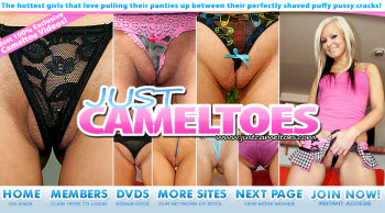 just cameltoes